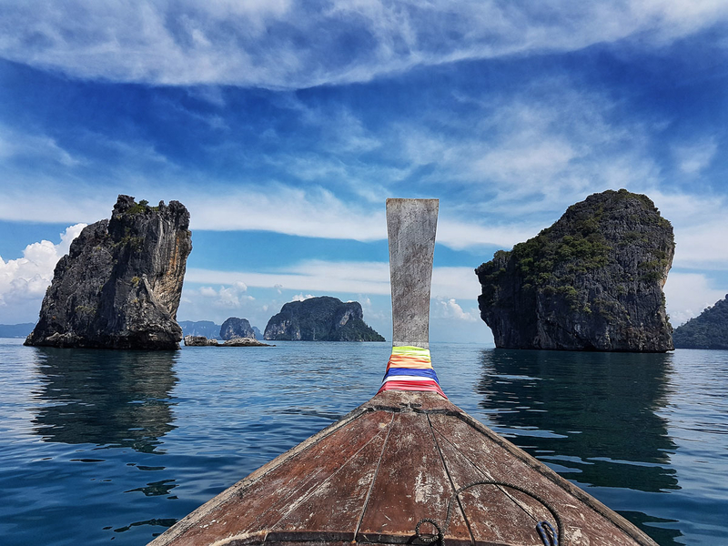 10-Jan - Discovering Railay beach
