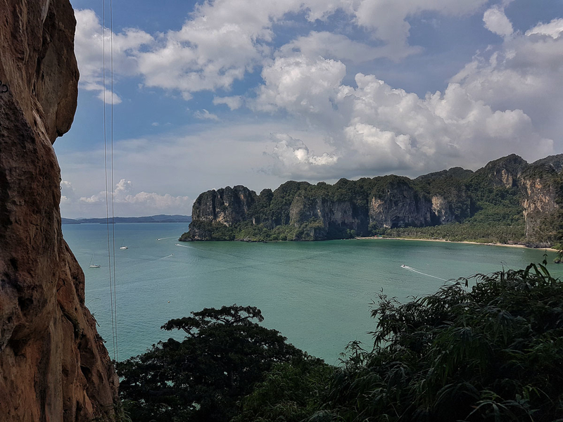 15-Jan - Rock Climbing day