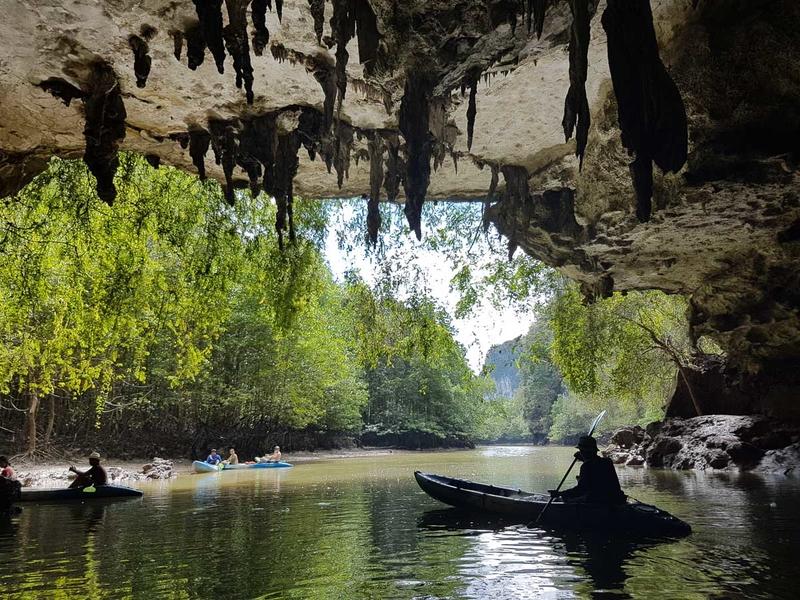 19-Jan - Kayaking in Bor Thor mangrove river