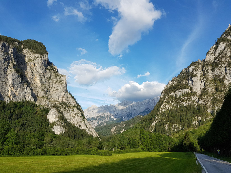 Austrian motorcycle tour  - Day 4