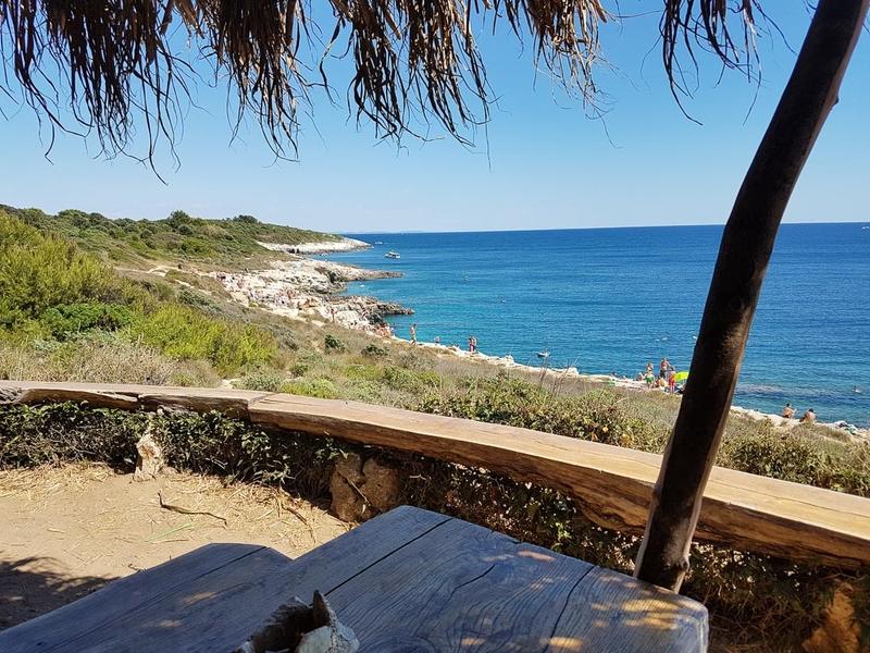 Kamenjak peninsula - Safari Bar