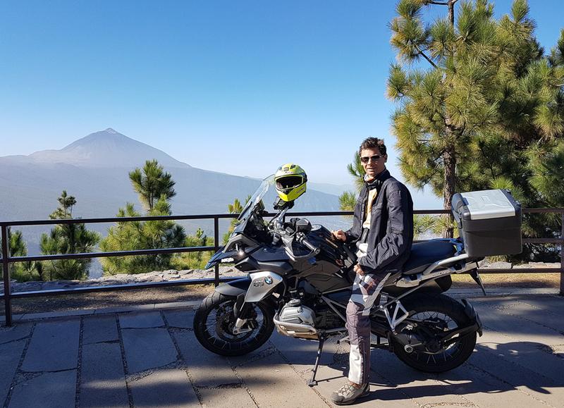 Tenerife - Motorbike tour II