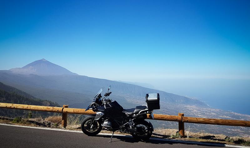 Tenerife - motorbike tour I