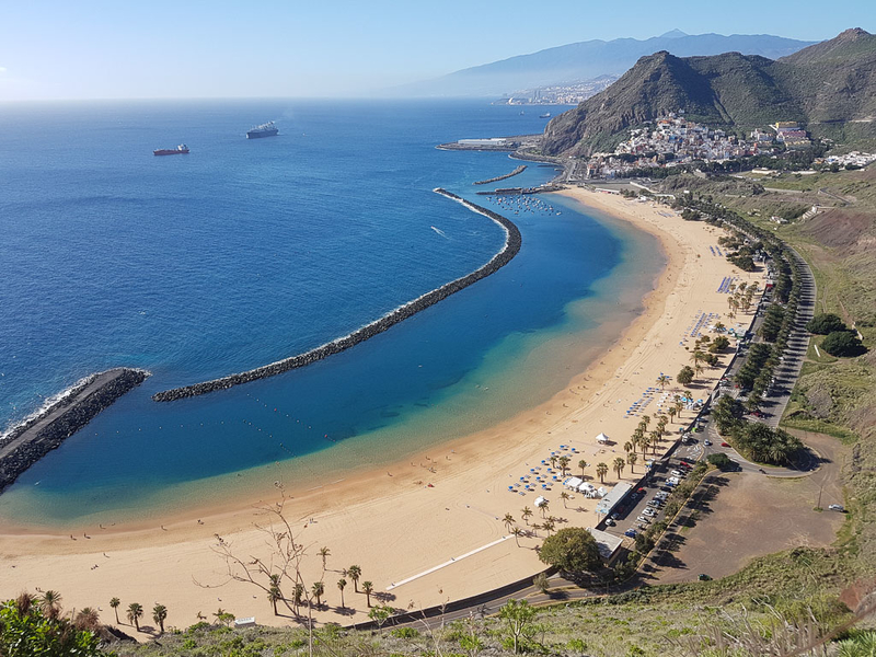 Tenerife - Round trip