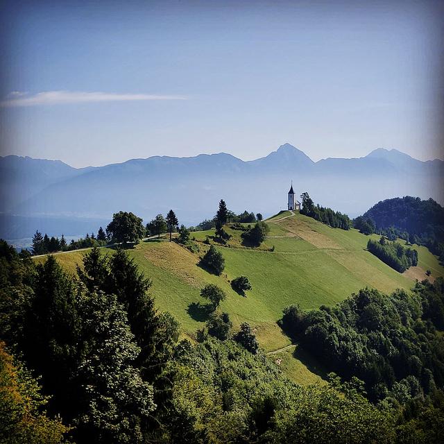 Motorbike tour in Austria - Slovenia