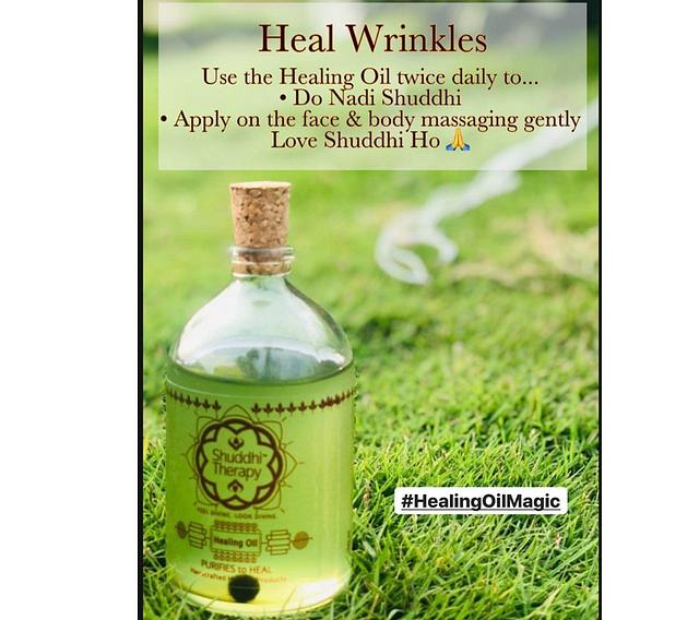 Healing Oil (Family size)