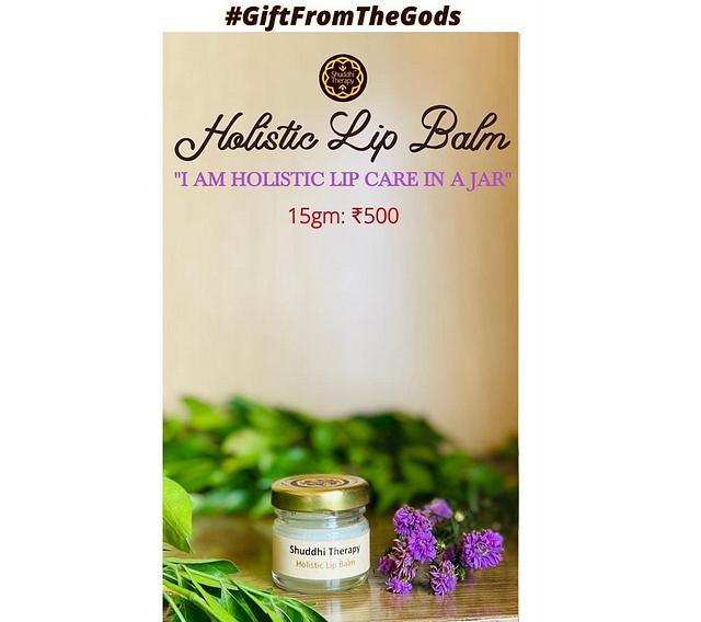 Holistic Lip Balm