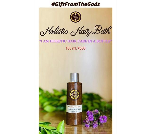 Holistic Hair Bath