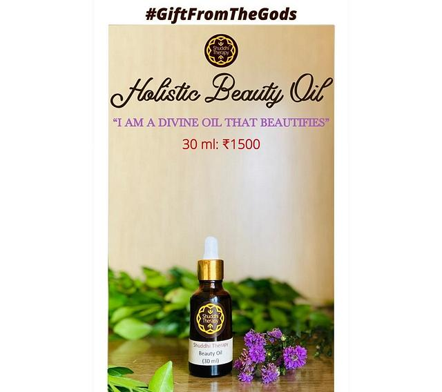 Holistic Beauty Oil