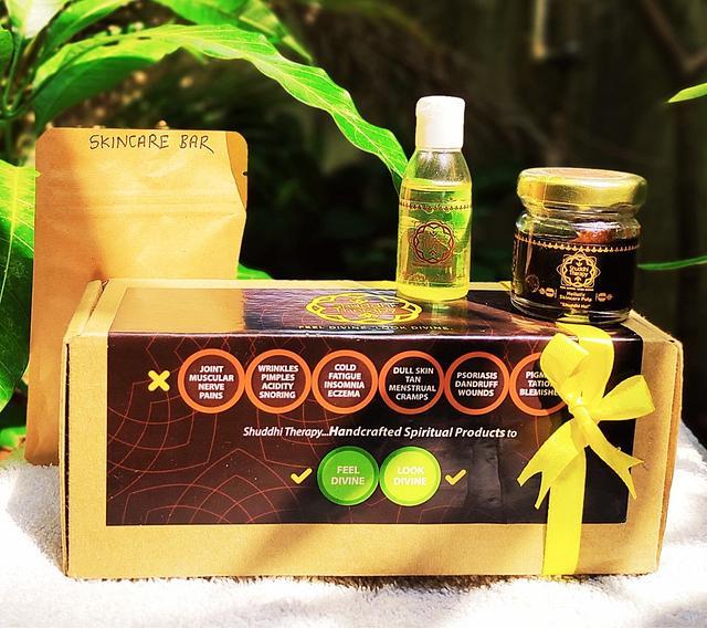 Shuddhi Therapy Gift