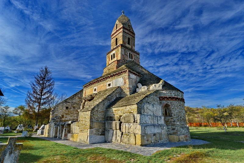 Biserica Sfantul Nicolae din Densus 0002