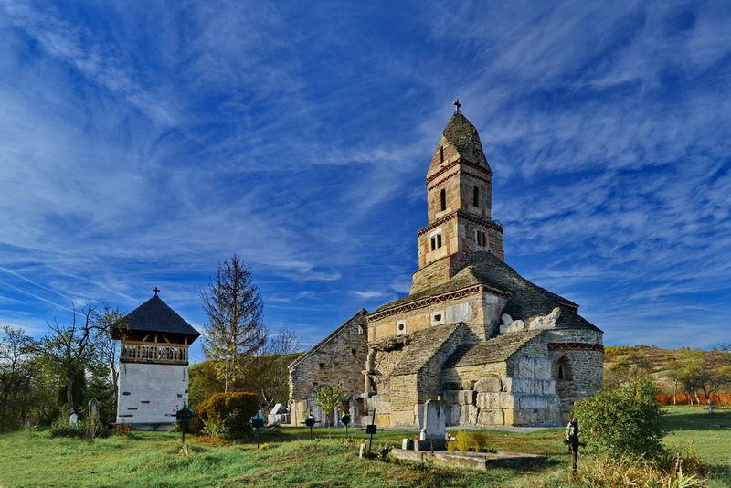 Biserica Sfantul Nicolae din Densus 0001