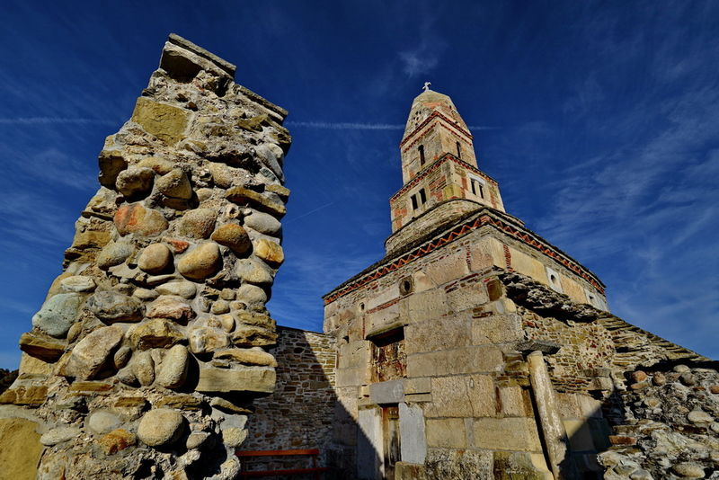 Biserica Sfantul Nicolae din Densus 0014