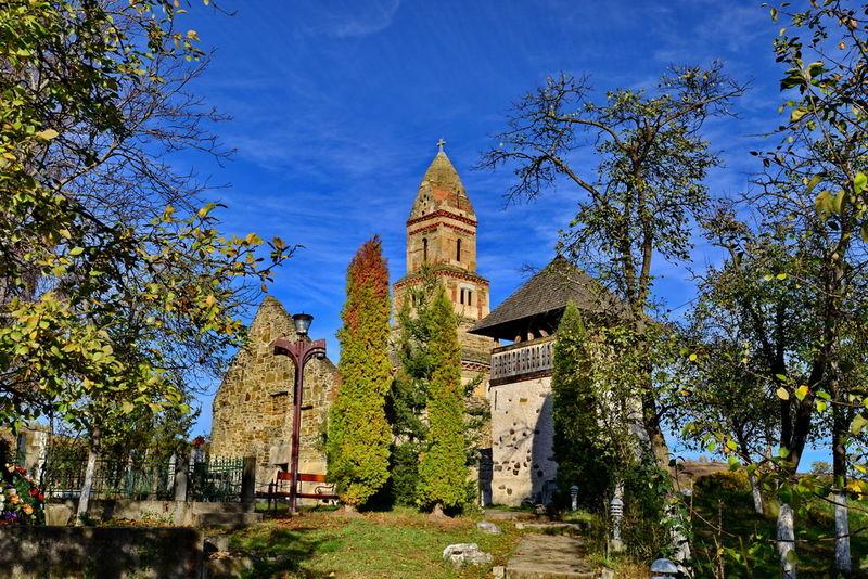 Biserica Sfantul Nicolae din Densus 0018