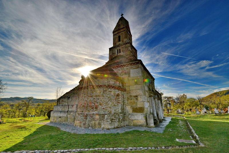 Biserica Sfantul Nicolae din Densus 0010