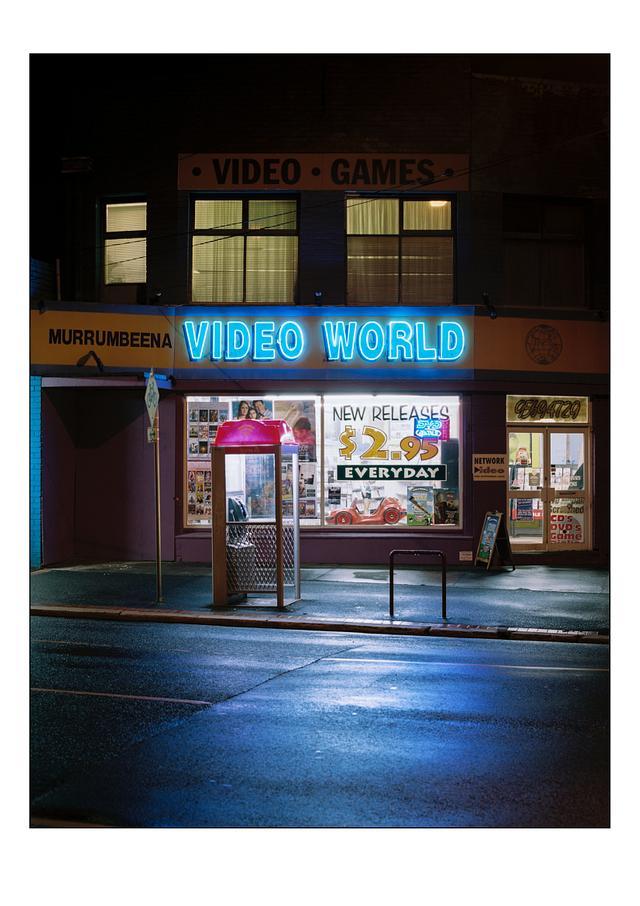 Video World print