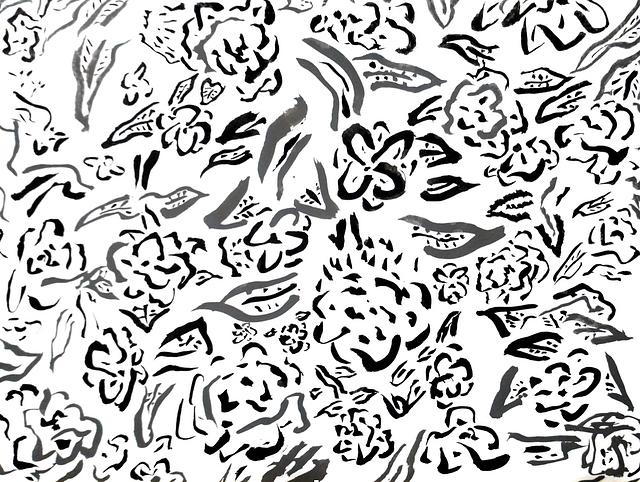 Thousand Flowers Print ($50 - $150)
