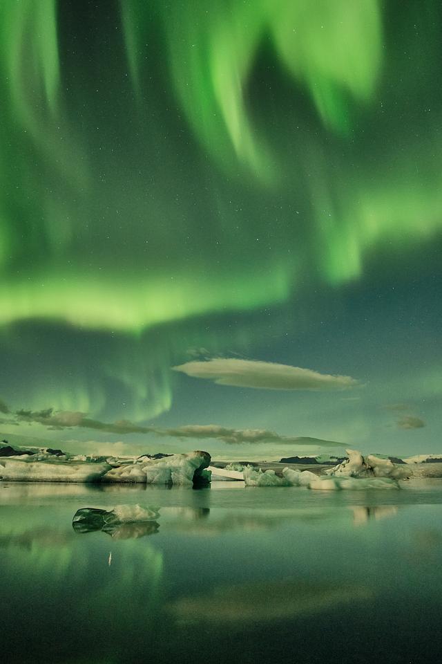 Northern Lights & Night