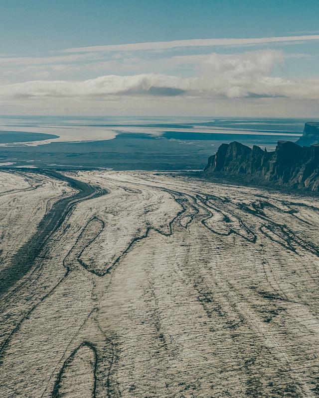 Glacier & Ice