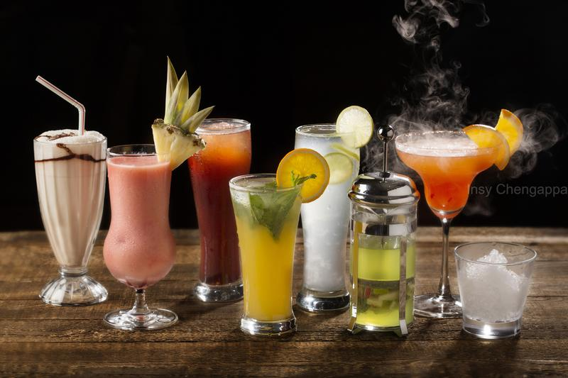 Drinks for Barbeque Nation