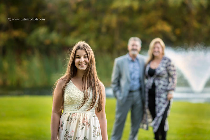Ivana Family Portraits