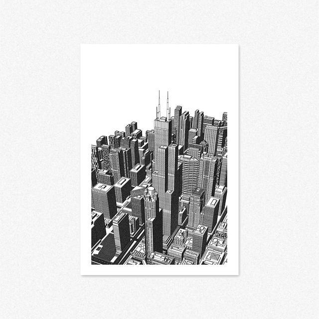 Chicago [Giclee Print]