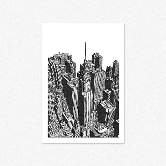 Chrysler Building [Giclee Print]