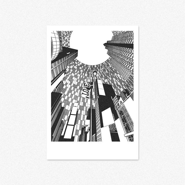 Time Square [Giclee Print]