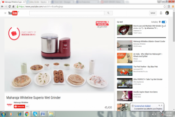 Maharaja Whiteline Kitchen Apliances