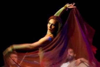 danza con velo - 2015