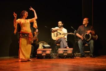 folk impro drum solo con Ashraf - 2015