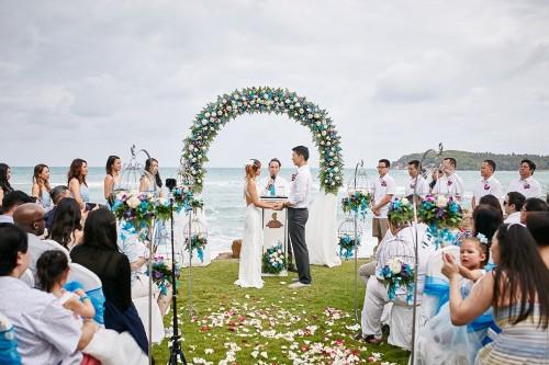 Shirley & Daniel wedding at Nora Buri Resort & Spa,Koh Samui Thailand