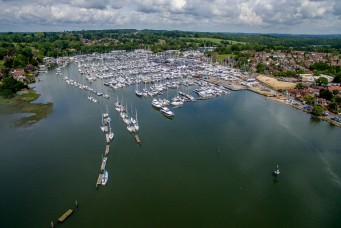 The Hamble River from Lower Swanwick