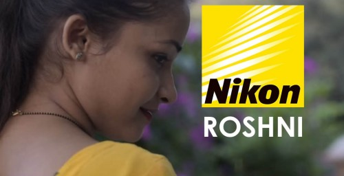 ROSHNI -  WINNER - SHORTS ON NIKON