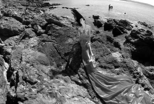 The Mermaid - Photoshoot Backstage