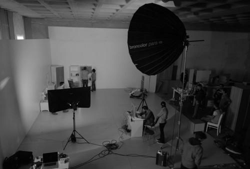 Ars Mobilya - Photoshoot Backstage