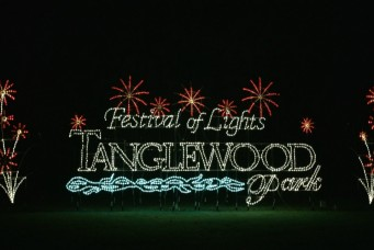 Musca Design: Tanglewood Festival of Lights