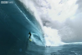 Super Slo-mo Surfer! - South Pacific