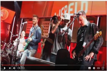 The Dynamite Blues Band - Behind the DWDD Scenes