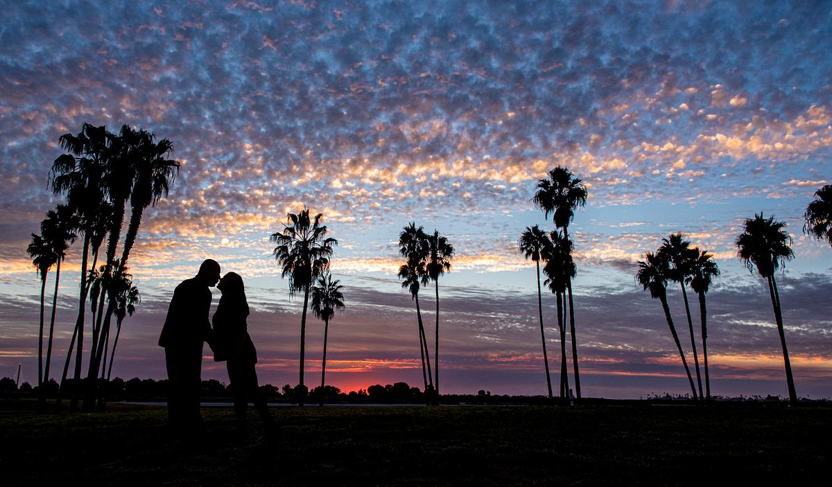 San-Diego-Sunset-Photography