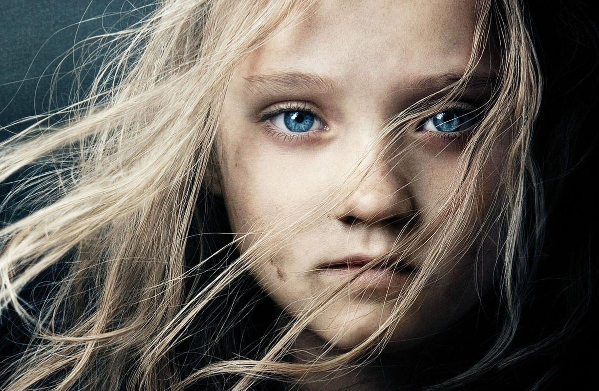 Cosette by Annie Leibovitz
