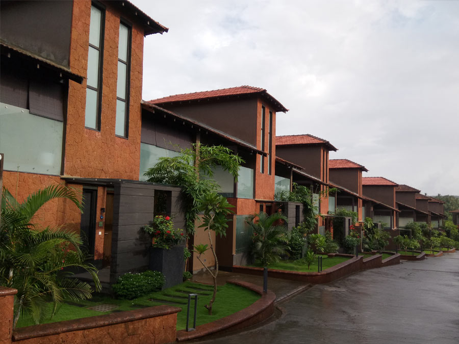 Residence (2) in Goa