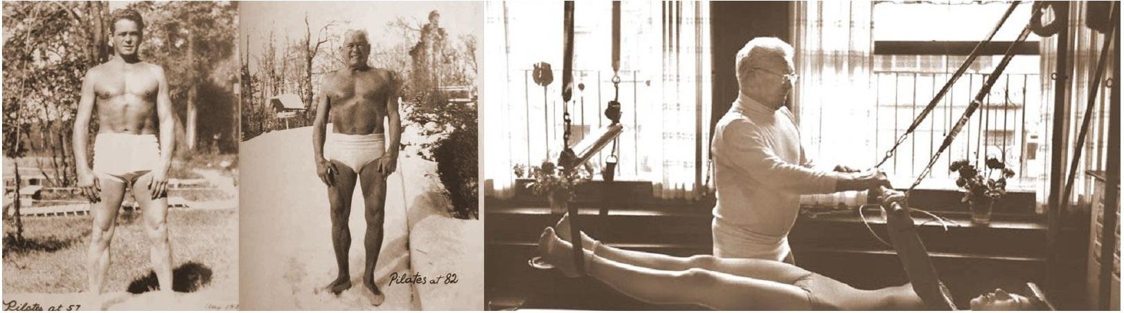 Pilates: un po' di storia