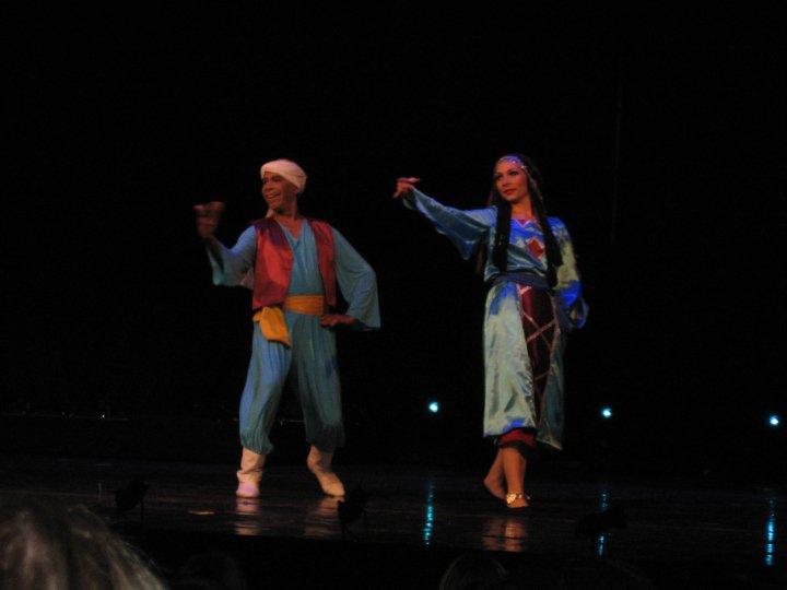 con Saad Ismail - Yalla! International Oriental Dance Festival - Helsinki 2010