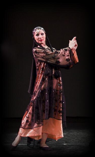 Leleah Masreyya - Teatro Greco  2012