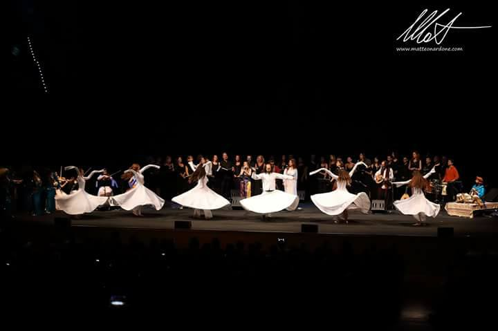 sufi - Pejman Tadayon Ensemble - Auditorium Parco della Musica (2017)