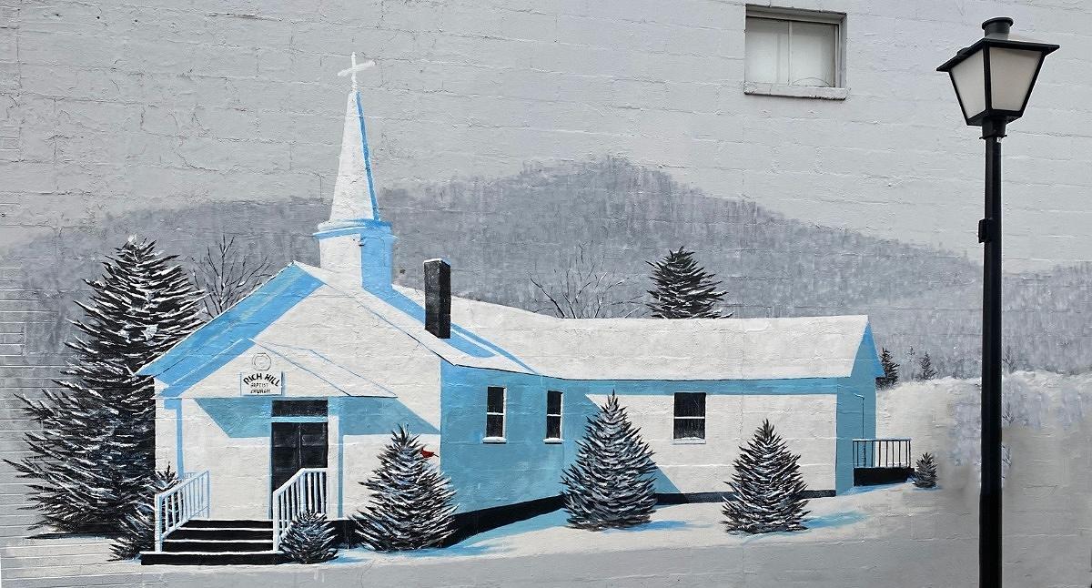 Rich Hill Baptist Church
