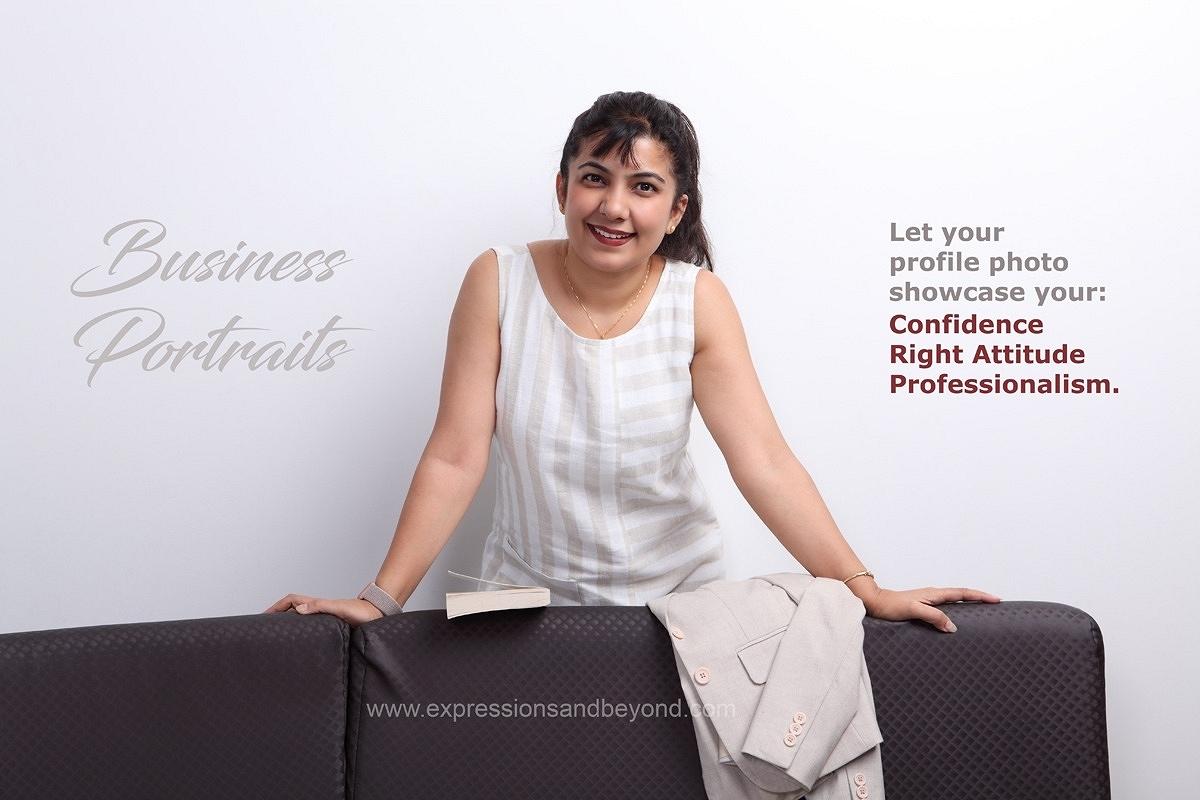 Business profile shoot in delhi gurgaon noida