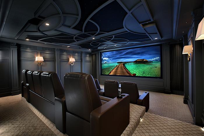 Kinetics Home Theater