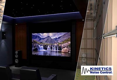 Kinetics Home & Home Theater